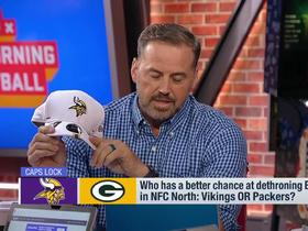 Watch: Vikings vs. Packers: Who has a better chance at dethroning the Bears?