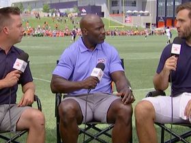 Watch: Flacco reveals something Broncos nag him about almost daily