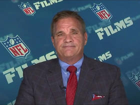 Watch: Baldinger breaks down how Broncos could use their RBs
