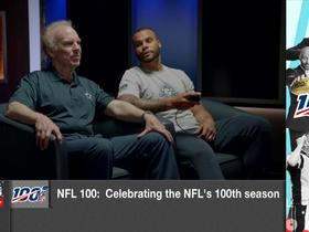 Watch: NFL 100: Current NFL players and legends break down film together