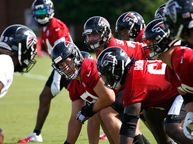 Watch: Mariucci: What separates Falcons' O-line from all other units in NFL