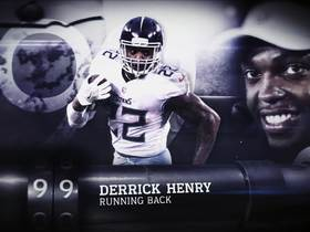 Watch: 'Top 100 Players of 2019': Derrick Henry | No. 99