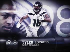 Watch: 'Top 100 Players of 2019': Tyler Lockett | No. 98