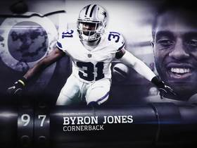 Watch: 'Top 100 Players of 2019': Byron Jones | No. 97