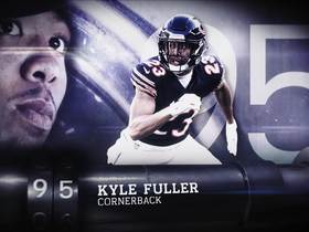 Watch: 'Top 100 Players of 2019': Kyle Fuller | No. 95