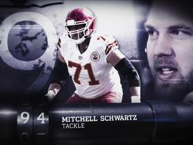 Watch: 'Top 100 Players of 2019': Mitchell Schwartz | No. 94