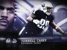 Watch: 'Top 100 Players of 2019': Jurrell Casey | No. 92