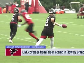 Watch: Tiffany Blackmon: Dan Quinn expects WR Calvin Ridley to 'take the next step' in 2019