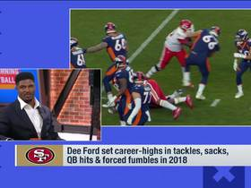 Watch: Dee Ford explains why he's hyped to play with Nick Bosa