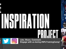 Watch: The Inspiration Project: Hall of Famers talk about their love for the game