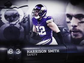 Watch: 'Top 100 Players of 2019': Harrison Smith | No. 83
