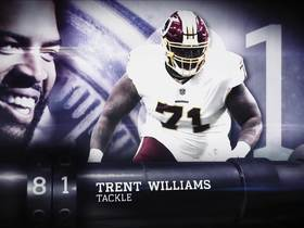 Watch: 'Top 100 Players of 2019': Trent Williams | No. 81