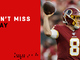 Watch: Can't-Miss Play: Keenum's first Redskins TD goes 46 yards