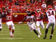 Watch: Chiefs recover own punt after Bengals make inadvertent contact