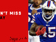 Watch: Can't-Miss Play: Bills RB breaks FOUR tackles on 48-yard play