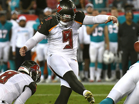 Watch: Matt Gay gives the Bucs the lead with 48-yard FG in final seconds