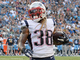 Watch: Brandon Bolden walks in for Patriots' first TD