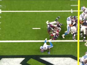 Watch: Mark Thompson sidesteps into end zone to cut Texans' lead