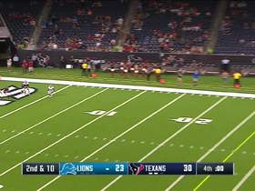 Watch: Baity swats away Hail Mary attempt to seal win for Texans
