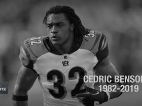 Watch: Former NFL RB Cedric Benson dies at age 36
