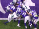 Watch: Blasingame blasts into the end zone for Vikings TD
