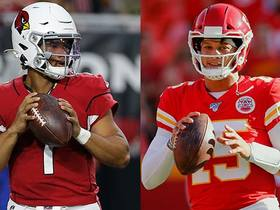 Watch: Cynthia Frelund's Top 20 fantasy QBs for 2019