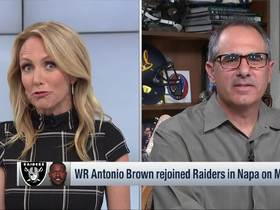 Watch: Silver explains Mayock's change in tone regarding A.B. situation