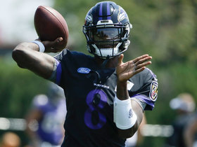 Watch: Schrager: Lamar Jackson's run game 'scares' the rest of the NFL