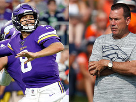 Watch: Rosenthal: Vikes 'as primed as anyone' in NFC to make Super Bowl