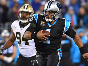 Watch: Burleson: We forget Cam Newton played 'Superman' for a long time