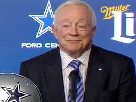 Watch: Jerry Jones: 'Less pie left' for Zeke after Jaylon Smith's deal