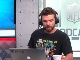 Watch: Fantasy Live Podcast: Is Julian Edelman undervalued?