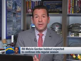 Watch: Rapoport: Contract talks 'haven't progressed enough' to get Melvin Gordon to return to Chargers