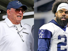 Watch: Rapoport: Jerry Jones-Zeke comments will be 'blip on the radar'