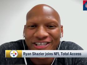 Watch: Ryan Shazier shares how he's helping Devin Bush