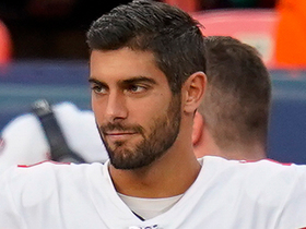 Watch: Schrager: 49ers will go 'nowhere' if Jimmy G doesn't step up