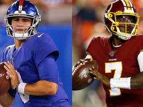Watch: Jones vs. Haskins: Whose PRE Week 3 performance will be more impressive?