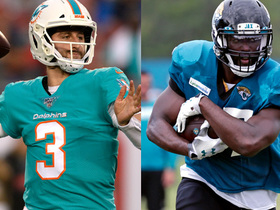 Watch: Rosen vs. Fournette: Which player has more to gain in 2019?