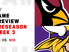 Watch: Cardinals at Vikings: Top 3 things to watch