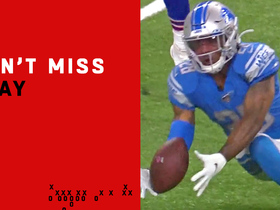 Watch: Can't-Miss Play: Quandre Diggs scoops slippery fumble by Cole Beasley