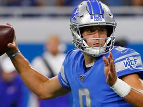 Watch: Matthew Stafford finds Ty Johnson for TD on fourth-down attempt