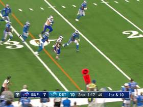 Watch: LeSean McCoy shows TURBO on 21-yard run to edge