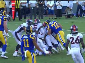 Watch: Broncos come up big for fourth-down stop