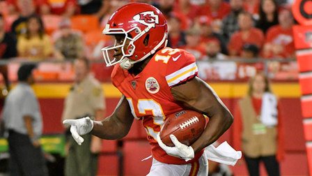 classic fit 2219d 72c5d Byron Pringle turns red zone fly sweep into TD - NFL Videos