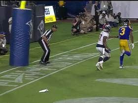 Watch: Wolford finds Greene in the back of the end zone for TD