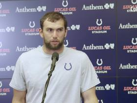 Watch: Andrew Luck's full retirement press conference