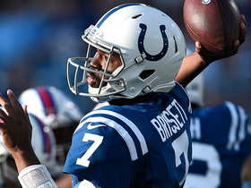 Watch: How Brissett can power new-look Colts | Baldy's Breakdowns