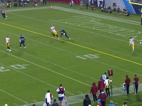 Watch: Big Ben hits JuJu on post route for Steelers' first TD