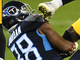 Watch: Tip drill! Mike Jordan hauls in INT for Titans
