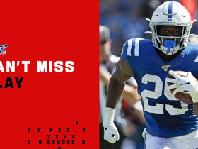 Watch: Can't-Miss Play: Marlon Mack burns Bolts on blazing fast 63-yard TD